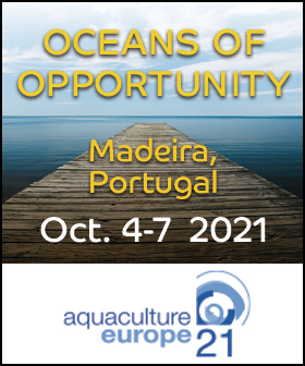 Aquaculture Europe 2021 on track to be held in Portugal