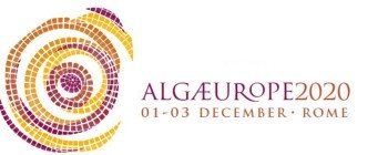 Open abstract submissions for AlgaEurope 2020