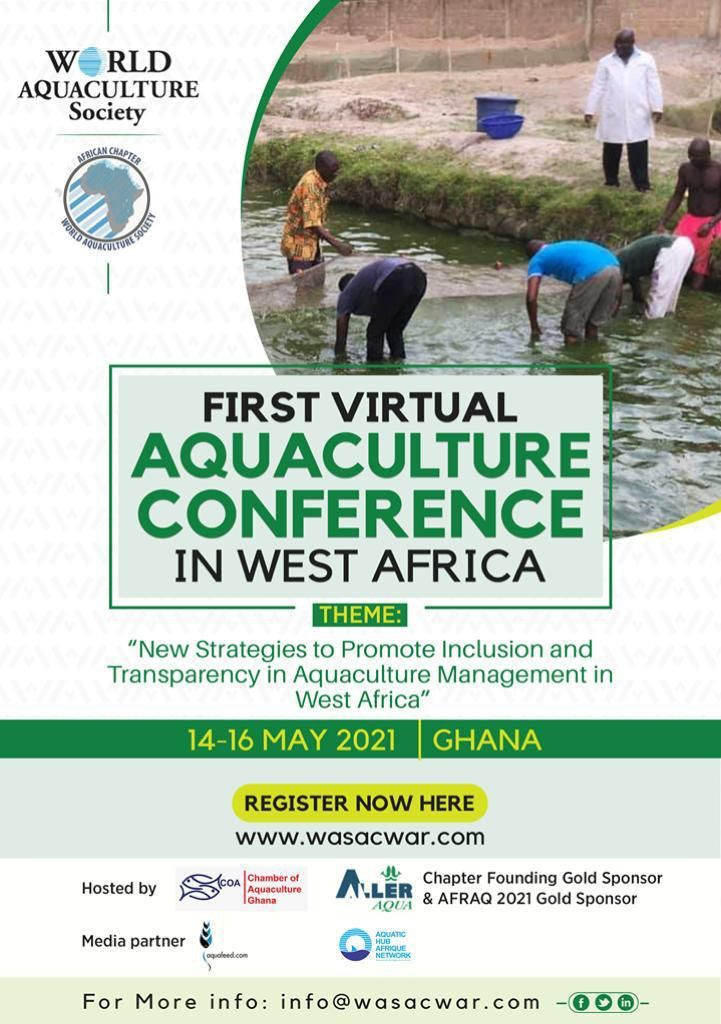 Register for the First Virtual Conference in West Africa