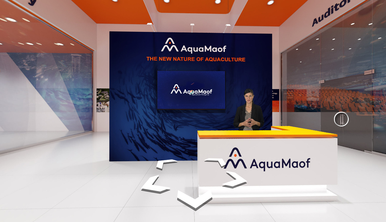 AquaMaof showcases its technology in a virtual booth