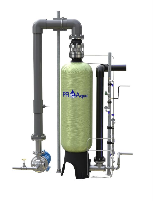 PR Aqua introduces new oxygenation system